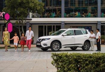 Nissan X-Trail V-Series  Crossover cực chất cho người Việt