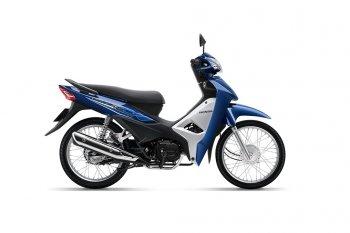 Honda Wave Alpha thêm màu mới, giá gần 18 triệu đồng