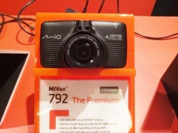 Camera hành trình Mio giúp lái xe Việt truy cập nhanh video