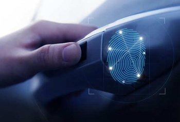Người dùng có thể mở khóa Hyundai Santa Fe 2019 bằng dấu vân tay