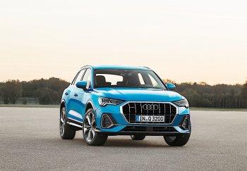 Audi Q3 2019 có giá bán từ 33.700 EUR