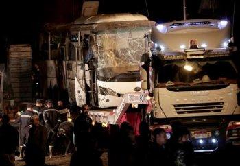 3 người Việt thiệt mạng trong vụ đánh bom xe chở khách du lịch ở Ai Cập