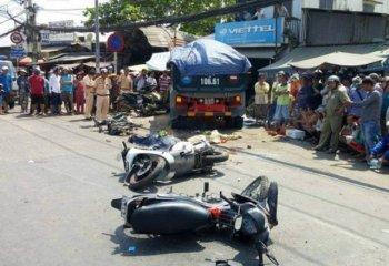 52 người thiệt mạng vì TNGT trong hai ngày đầu nghỉ Tết