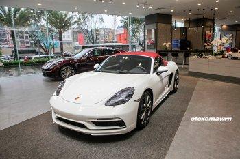 Porsche Studio Hà Nội; không gian đậm chất Porsche tại Thủ đô