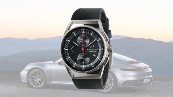 """911 Chronograph: """"Cặp đôi hoàn hảo"""" của Porsche 911 thế hệ mới"""