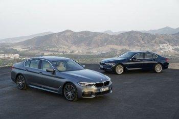 BMW 5 Series hoàn toàn mới về VN trong tháng 1 này