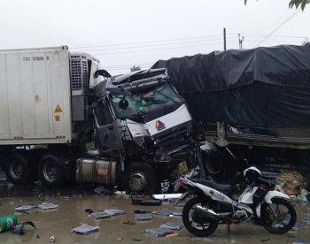 """Những vụ tai nạn kinh hoàng liên quan tới """"hung thần xa lộ"""""""