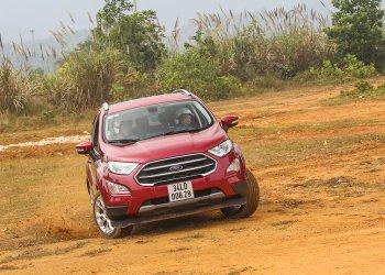 Small SUV BIG FUN - thử thách lý thú với khách hàng sở hữu Ford EcoSport