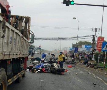 Tai nạn giao thông nghiêm trọng: Nguyên nhân do đâu?
