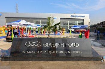 Đại lý chính hãng thứ 40 của Ford Việt Nam đi vào hoạt động