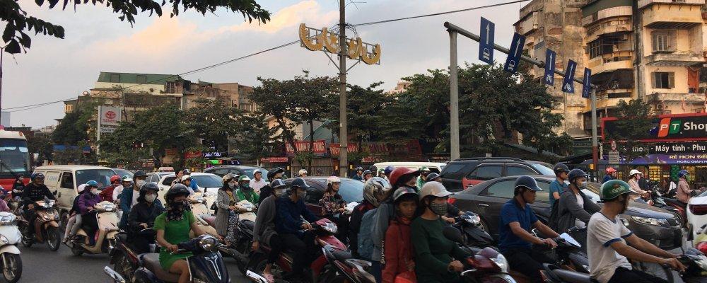 Người Việt mua gần 3,4 triệu xe máy trong năm 2018