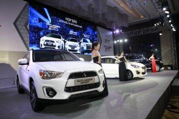 88 chiếc Mitsubishi Outlander Sport bị triệu hồi tại Việt Nam