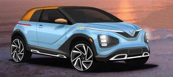 VinFast tiết lộ kế hoạch cho ra đời 7 mẫu xe mới