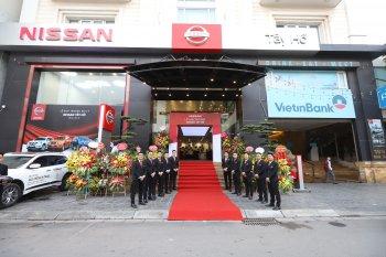 Nissan khai trương đại lý mới tại Việt Nam