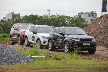 Land Rover giảm giá 200 triệu đồng cho Evoque