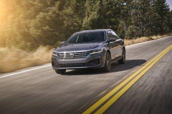 Volkswagen Passat 2020 động cơ 2.0, tăng mô-men xoắn lên 281Nm