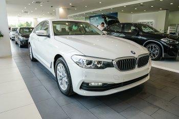 BMW 5-Series mới phân phối chính hãng với giá cao nhất 3,069 tỷ đồng