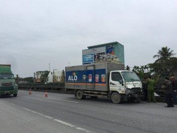 Tài xế xe tải gây tai nạn khiến 8 người chết dương tính với ma tuý