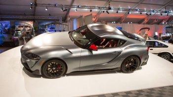Chiếc Toyota GR Supra đầu tiên được bán với giá 2,1 triệu USD