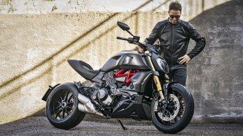 Ducati Diavel 1260 2019 sẵn sàng gầm rú