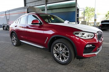 BMW X4 thế hệ mới đã có mặt tại Việt Nam