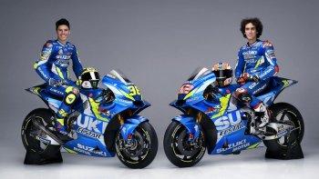 Moto GP 2019: Suzuki Ecstar tung ra GSX RR 2019 mới thách thức mọi đối thủ