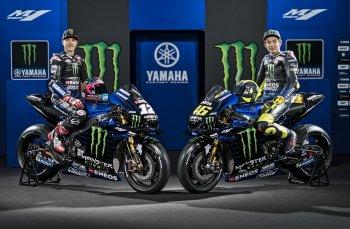 MOTO GP 2019: Yamaha chính thức ra mắt Quái Vật YZR-M1 2019