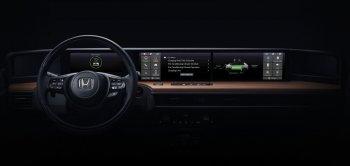 """Honda mang xe điện màn hình """"cực rộng""""đến Triển lãm Geneva 2019"""