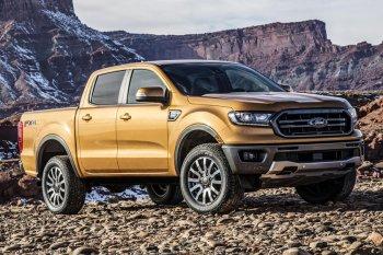 Vừa bán ra, Ford Ranger 2019 đã bị triệu hồi vì lỗi lẫy khóa hộp số