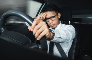 Suy giảm sinh lý ở tuổi trung niên - nguyên nhân khiến quý ông dễ mất tập trung khi lái xe