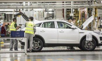 Jaguar Land Rover ế ẩm tại Trung Quốc vì chất lượng kém