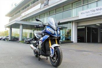 BMW S1000 XR Sport S.E 2019 giá 579 triệu đồng tại VN được trang bị những gì ?