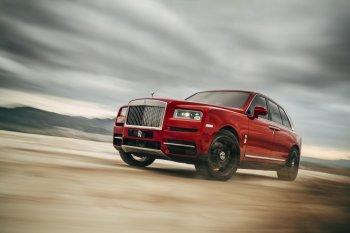 SUV hạng sang đầu tiên của Rolls-Royce bán chạy ngoài mong đợi