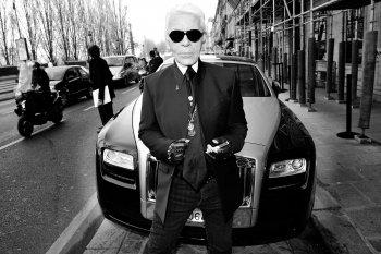 Bộ sưu tập xe siêu sang của huyền thoại thời trang Karl Lagerfeld