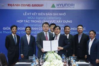 Hyundai Thành Công sẽ tham gia vào lĩnh vực xây dựng