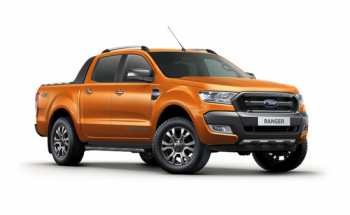 "Ford Ranger giữ vững ""ngôi vương"", Chevrolet Colorado tụt thảm"