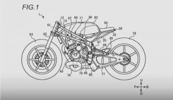 Suzuki rò rỉ bản thiết kế mẫu Cafe Racer hoàn toàn mới