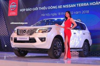 Cơ hội trải nghiệm Nissan Terra tại Hà Nội trong tháng 3