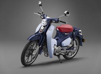 10 điều có thể bạn không biết về huyền thoại Honda Super Cub