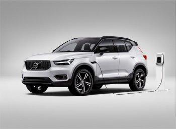 Volvo công bố kế hoạch điện hóa toàn bộ sản phẩm