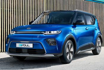 Kia Soul EV đến Triển lãm Ôtô Geneva 2019