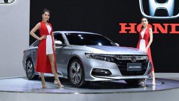 Honda Accord 2019 chốt lịch ra mắt Đông Nam Á với động cơ tăng áp