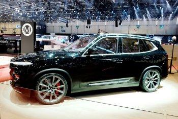 SUV Vinfast V8 đặc biệt bất ngờ xuất hiện tại Geneva Motor Show 2019