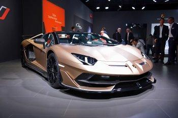 Lamborghini Aventador SVJ Roadster có giá khởi điểm 574.000 USD