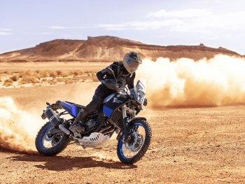 Yamaha Adventure Tenere 700 mức giá dễ chịu hơn