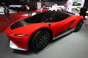 """Siêu xe """"chuột túi"""" tại Triển lãm Geneva 2019 có gì đặc biệt"""