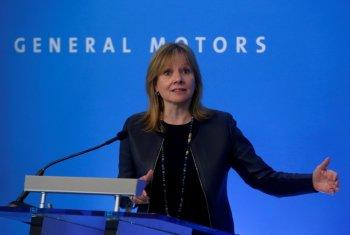 """Những """"nữ tướng"""" của ngành ôtô năm 2019"""