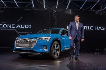 Audi E-tron chính thức được bán ra tại Đông Nam Á