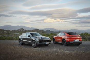 Porsche Cayenne Coupe có giá bán cao nhất 130.000 USD