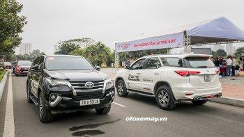 Toyota Việt Nam tổ chức chương trình lái thử  các dòng xe
